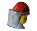 Forestry-Helmet-Gauze-Lens