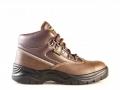 Rebel Chukka Safety Boot (Brown)