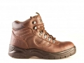 Rebel Hiker Safety Boot (Brown)