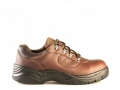 Rebel Hiker Safety Shoe (Brown)