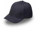 2023BL Bump Cap Short Peak - Black