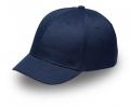 2023NB Bump Cap Short Peak - Navy Blue