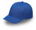 2023RB Bump Cap Short Peak - Royal Blue
