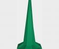 1.8m-Road-Cone-Green