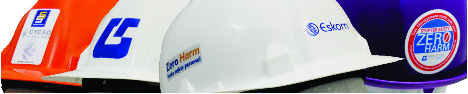 Safety cap branding
